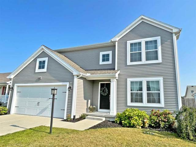 4513 Cherry Pointe Drive, South Bend, IN 46628 (MLS #202131932) :: Aimee Ness Realty Group