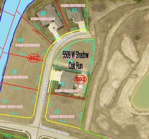 5509 W Shadow Oak Run, Muncie, IN 47304 (MLS #202131949) :: Aimee Ness Realty Group