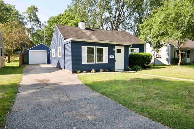963 Mcdonald Street, Elkhart, IN 46516 (MLS #202131954) :: Aimee Ness Realty Group