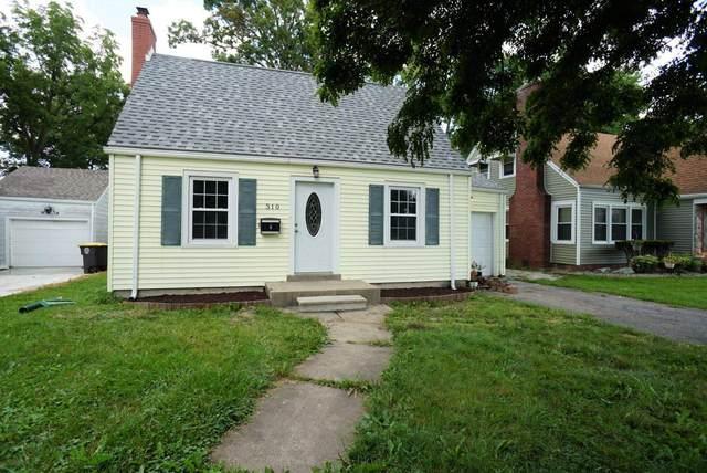310 W Sherwood Terrace, Fort Wayne, IN 46807 (MLS #202131958) :: TEAM Tamara