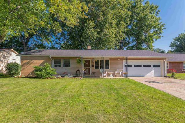 1816 W Wilno Drive, Marion, IN 46952 (MLS #202131982) :: Aimee Ness Realty Group