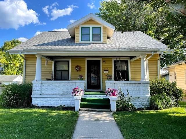 119 E Columbia Street, Logansport, IN 46947 (MLS #202132011) :: The Romanski Group - Keller Williams Realty