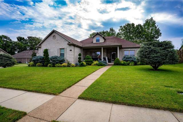 4630 Fieldcrest Place Circle, Newburgh, IN 47630 (MLS #202132028) :: Aimee Ness Realty Group