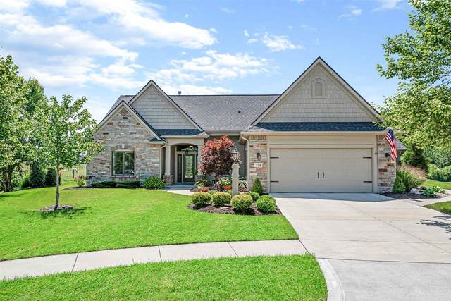 324 Ephron Court, Huntertown, IN 46748 (MLS #202132034) :: Aimee Ness Realty Group