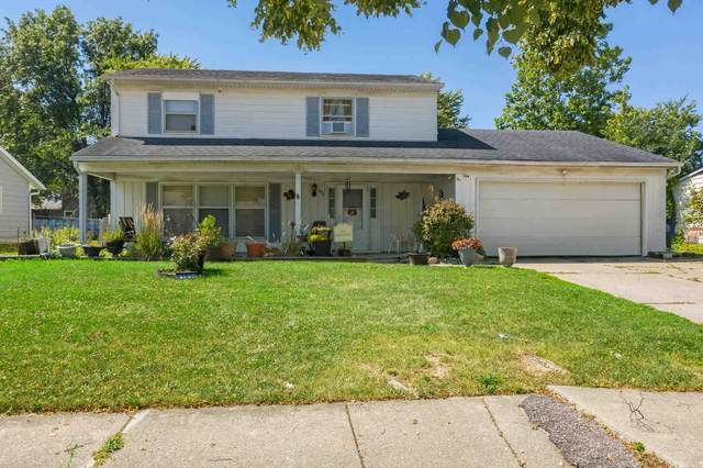 1924 Gladstone Drive, Fort Wayne, IN 46816 (MLS #202132039) :: Aimee Ness Realty Group