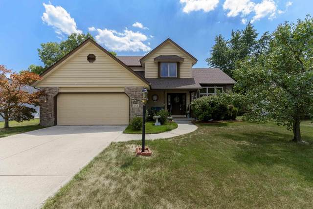 632 Northwest Passage Trail, Fort Wayne, IN 46825 (MLS #202132045) :: Aimee Ness Realty Group