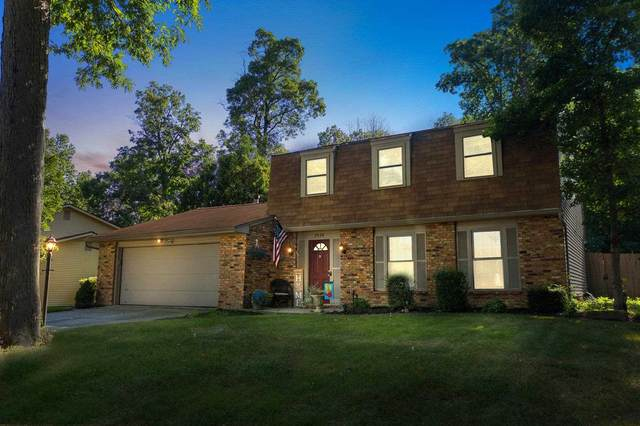 3934 Nottingham Drive, Fort Wayne, IN 46815 (MLS #202132046) :: Aimee Ness Realty Group