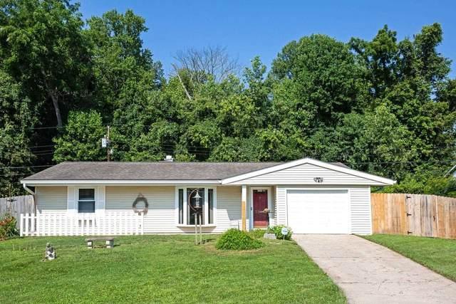 3351 N Valleyview Drive, Bloomington, IN 47404 (MLS #202132060) :: Aimee Ness Realty Group