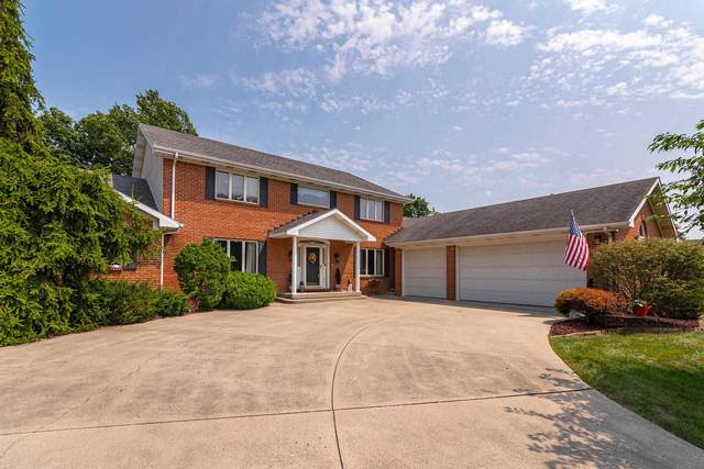 1410 Ironwood Drive, Marion, IN 46952 (MLS #202132496) :: The Romanski Group - Keller Williams Realty