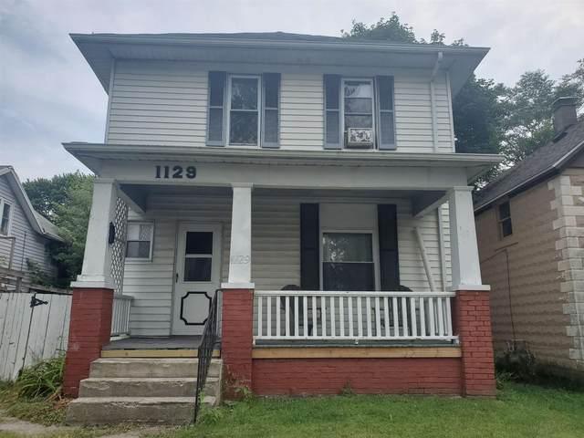 1129 Burgess Street, Fort Wayne, IN 46808 (MLS #202132643) :: TEAM Tamara