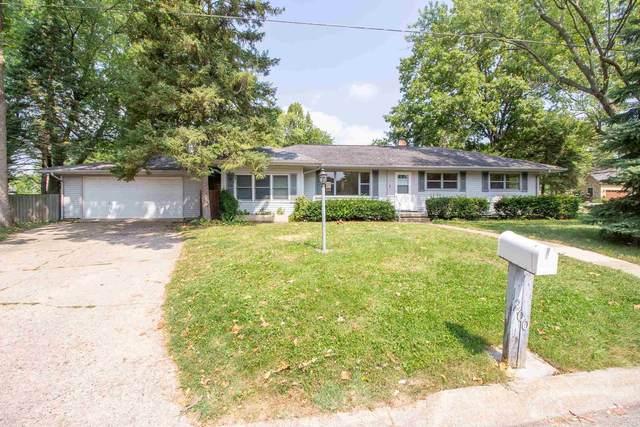 1200 Oakhurst Drive, West Lafayette, IN 47906 (MLS #202132790) :: The Romanski Group - Keller Williams Realty