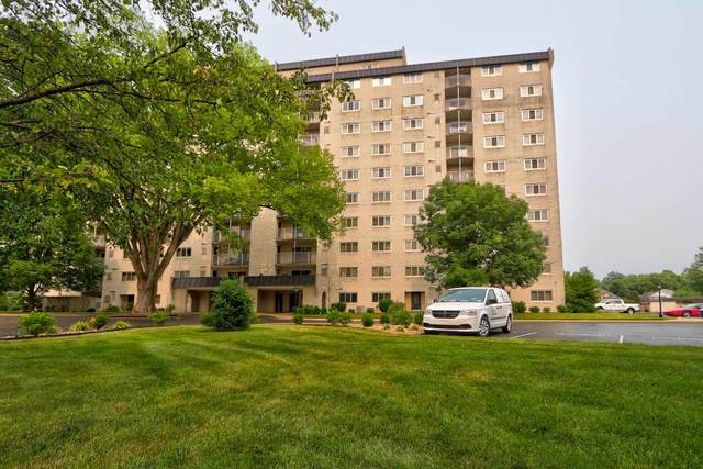 600 S Cullen Avenue #608, Evansville, IN 47715 (MLS #202132821) :: The Harris Jarboe Group   Keller Williams Capital Realty