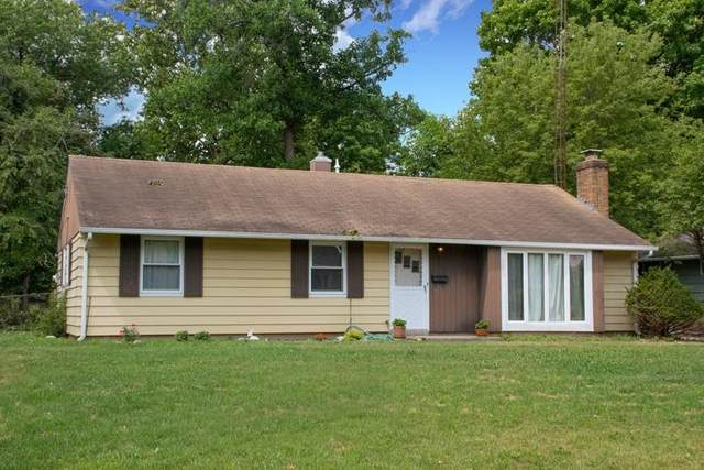 2825 Southridge Drive, South Bend, IN 46614 (MLS #202132976) :: Parker Team