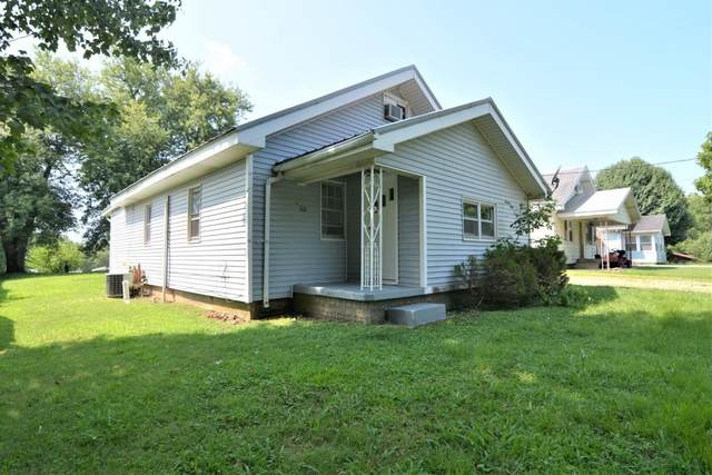 10131 E Tennessee Street, Somerville, IN 47683 (MLS #202133087) :: Aimee Ness Realty Group