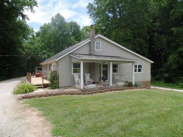 4290 E Sylvania Road, Bloomfield, IN 47424 (MLS #202133182) :: Aimee Ness Realty Group