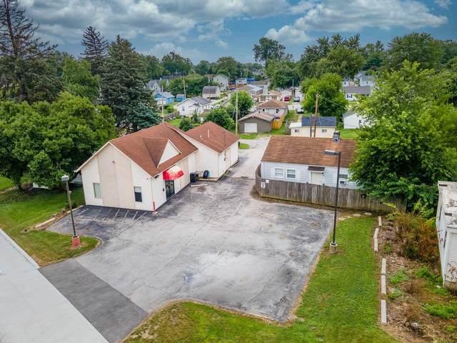 929 Goshen Avenue, Fort Wayne, IN 46808 (MLS #202133452) :: The Harris Jarboe Group   Keller Williams Capital Realty