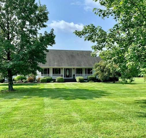 4370 E State Road 54, Bloomfield, IN 47424 (MLS #202133504) :: Aimee Ness Realty Group