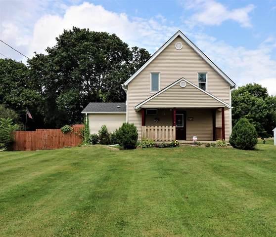 342 W Jackson Street, Mulberry, IN 46058 (MLS #202133629) :: The Romanski Group - Keller Williams Realty