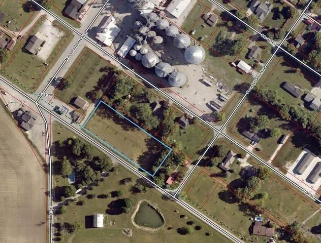 TBD E 11th Street, Matthews, IN 46957 (MLS #202133671) :: The Romanski Group - Keller Williams Realty