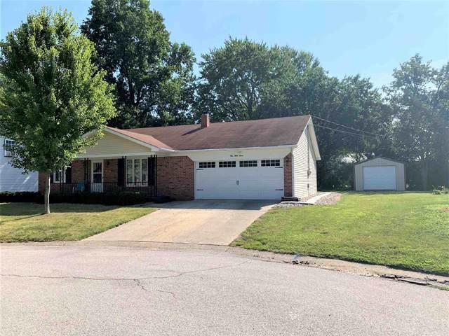 437 Greenacres Drive, Crawfordsville, IN 47933 (MLS #202133775) :: The Romanski Group - Keller Williams Realty