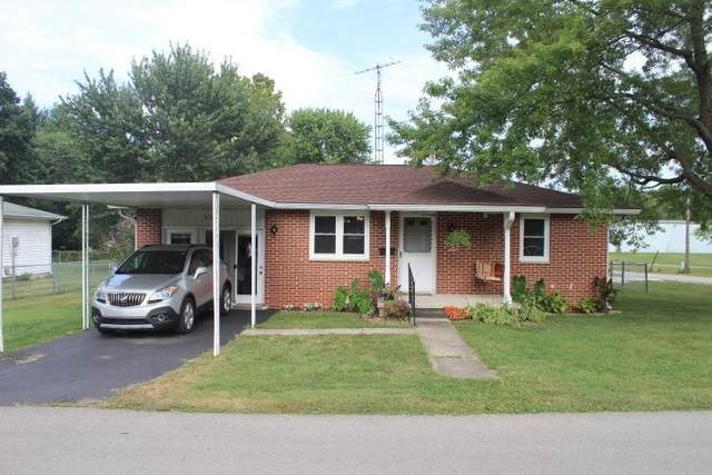 221 S Mann Street, Albany, IN 47320 (MLS #202133806) :: The ORR Home Selling Team