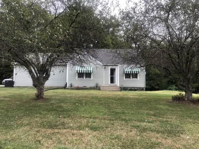 13314 W Sr 32, Yorktown, IN 47396 (MLS #202133836) :: The ORR Home Selling Team