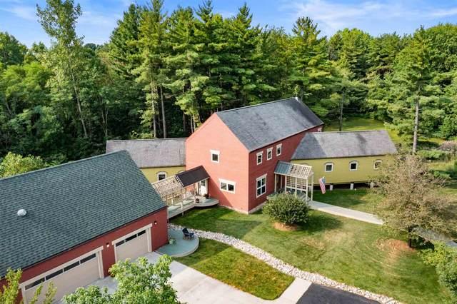 11101 W Bethel Avenue, Gaston, IN 47342 (MLS #202134043) :: The ORR Home Selling Team