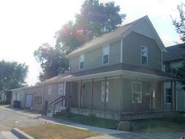 402 N Washington St, Delphi, IN 46923 (MLS #202134133) :: The Romanski Group - Keller Williams Realty