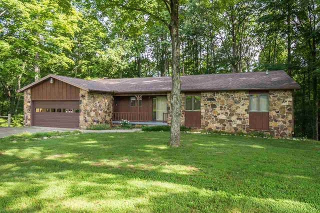 6115 E State Road 46, Bloomington, IN 47401 (MLS #202134195) :: Parker Team