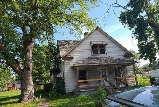 110 W Lithia Street, Attica, IN 47918 (MLS #202134274) :: Aimee Ness Realty Group