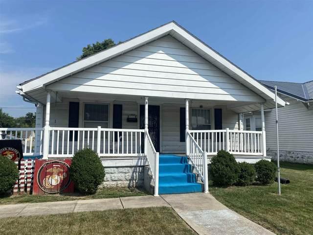 1612 S Washington Street, Kokomo, IN 46902 (MLS #202134513) :: The Romanski Group - Keller Williams Realty