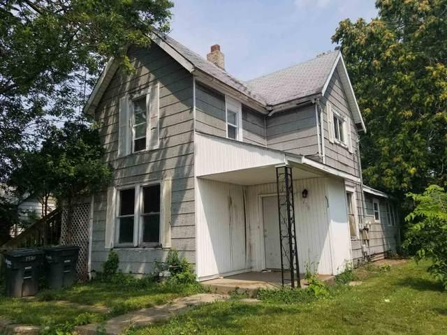 1420-1422 W 11th Street, Muncie, IN 47302 (MLS #202134980) :: The ORR Home Selling Team