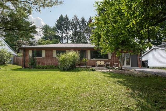 4310 E Hector Drive, Bloomington, IN 47408 (MLS #202134993) :: Parker Team