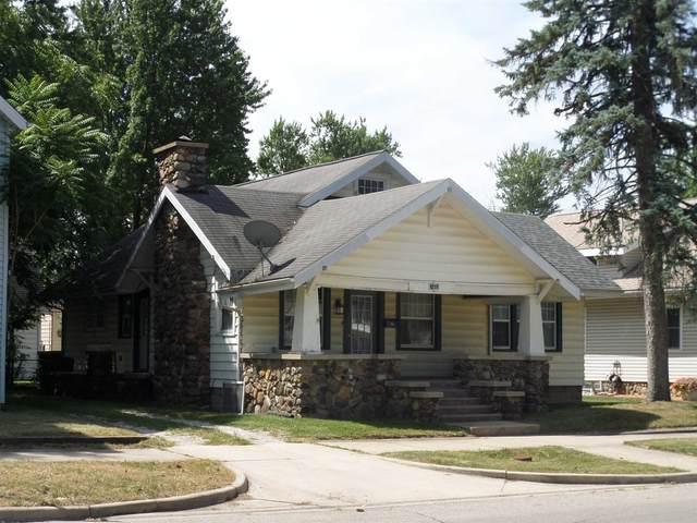 1211 W Spencer Avenue, Marion, IN 46952 (MLS #202135348) :: The Romanski Group - Keller Williams Realty