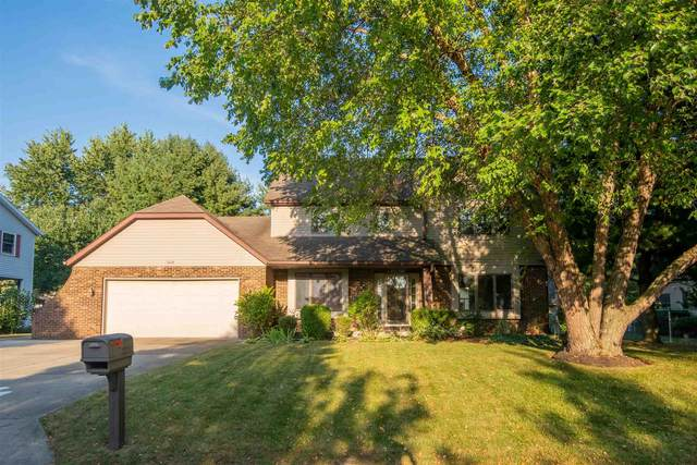 1004 S Wadsworth Court, Yorktown, IN 47396 (MLS #202135577) :: The ORR Home Selling Team