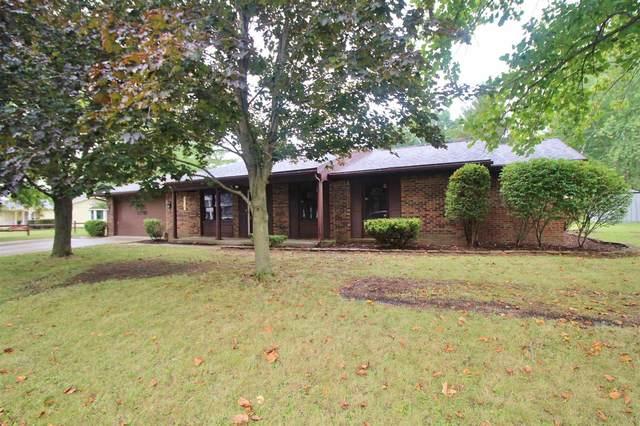 2115 Morrow Road, Marion, IN 46953 (MLS #202135642) :: The Romanski Group - Keller Williams Realty