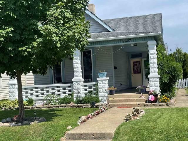 1627 N 13th Street, Lafayette, IN 47904 (MLS #202135760) :: The Romanski Group - Keller Williams Realty