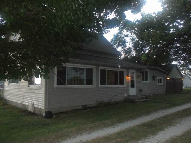 1038 N 1094 E Road, Greentown, IN 46936 (MLS #202135834) :: The Romanski Group - Keller Williams Realty