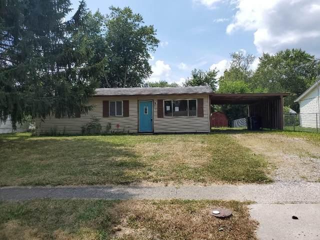 5601 Long Bow Drive, Kokomo, IN 46902 (MLS #202136039) :: The Romanski Group - Keller Williams Realty