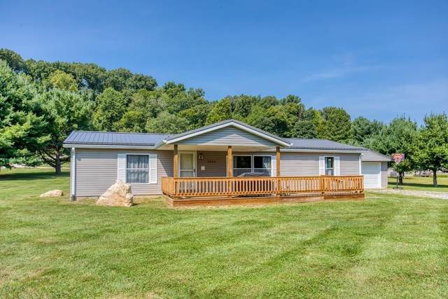5870 Brehob Lane, Martinsville, IN 46151 (MLS #202136046) :: Aimee Ness Realty Group