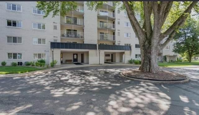 600 S Cullen Avenue #705, Evansville, IN 47715 (MLS #202136073) :: Parker Team