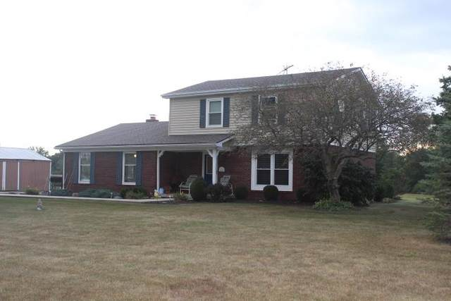 14445 N County Road 450E, Albany, IN 47320 (MLS #202136195) :: The ORR Home Selling Team