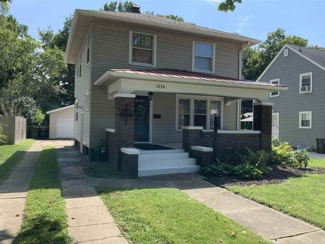 1634 Sunnymede Avenue, South Bend, IN 46615 (MLS #202136215) :: Aimee Ness Realty Group