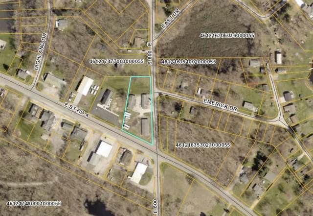 2962 S 800 E. Road, Walkerton, IN 46574 (MLS #202136287) :: Parker Team