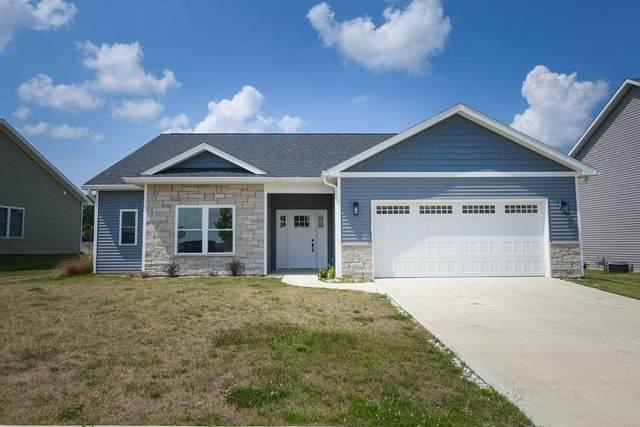 1086 S Deer Run Road, Ellettsville, IN 47429 (MLS #202136288) :: The Harris Jarboe Group | Keller Williams Capital Realty