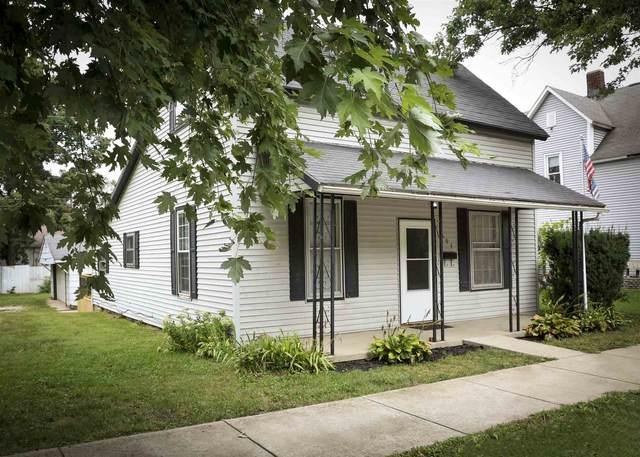 504 N 5th Street, Attica, IN 47918 (MLS #202136362) :: The Romanski Group - Keller Williams Realty