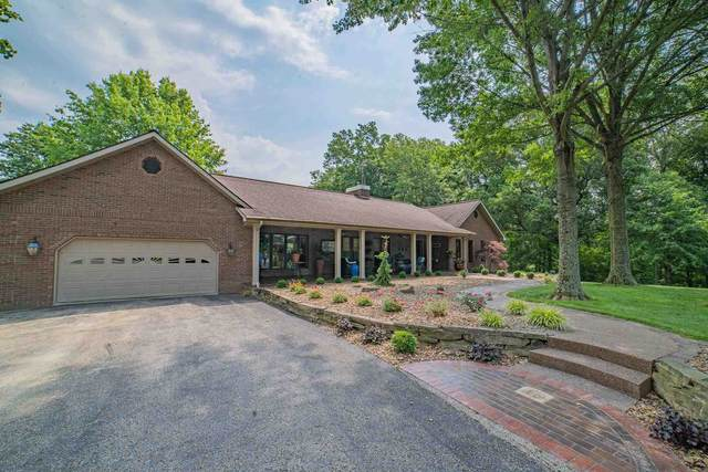 12850 Atwood Road Road, Tell City, IN 47586 (MLS #202136403) :: The Hill Team