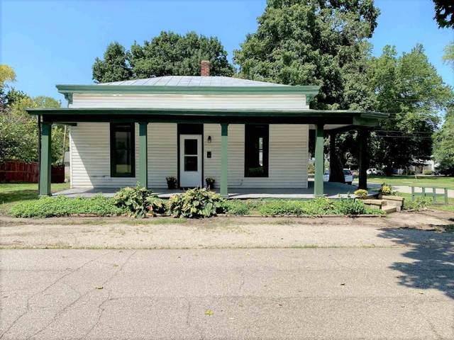 406 Sixth Street, Attica, IN 47918 (MLS #202136414) :: The Romanski Group - Keller Williams Realty