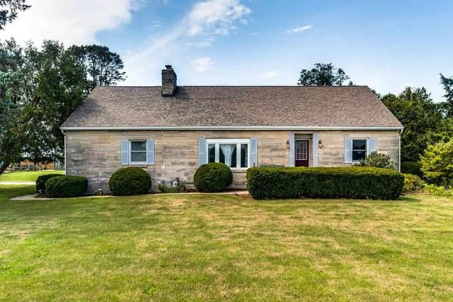 4466 S Freeman Road, Monticello, IN 47960 (MLS #202136500) :: The Romanski Group - Keller Williams Realty