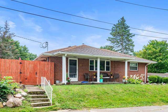 135 Jane Avenue, Parker City, IN 47368 (MLS #202136625) :: The ORR Home Selling Team